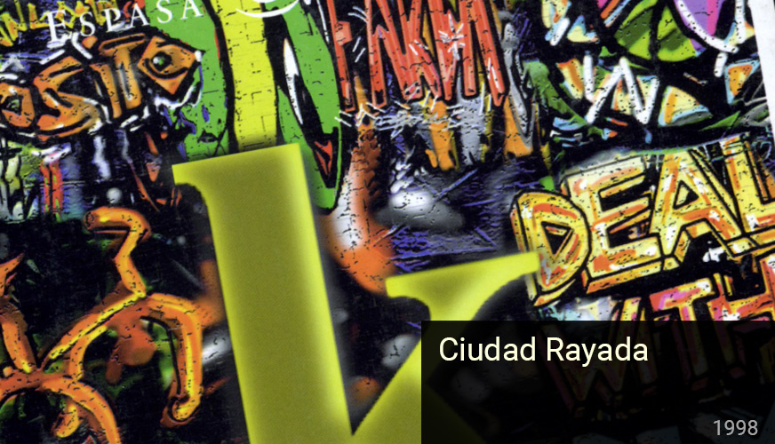 Portada Ciudad Rayada