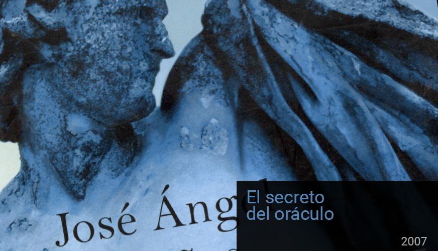 Portada El secreto del oráculo