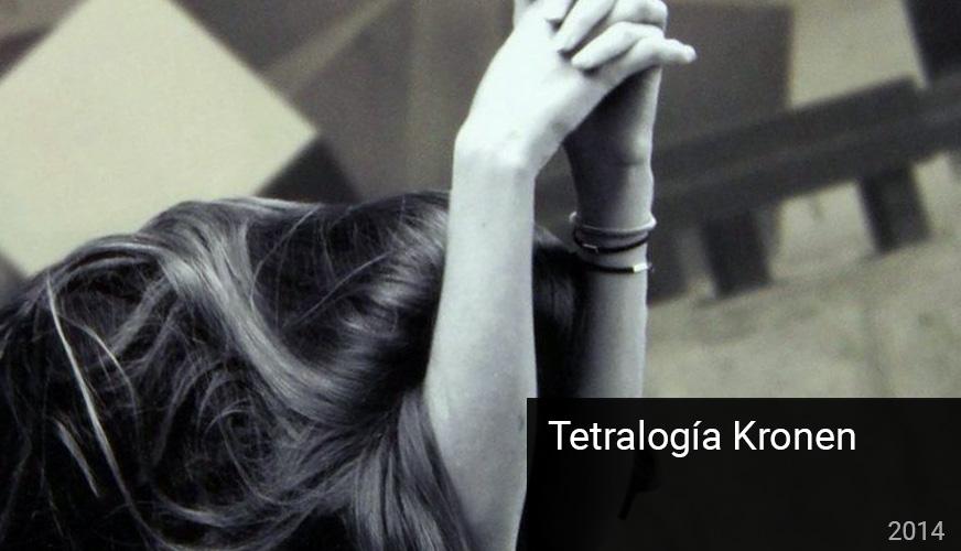 Portada Tetralogia Kronen
