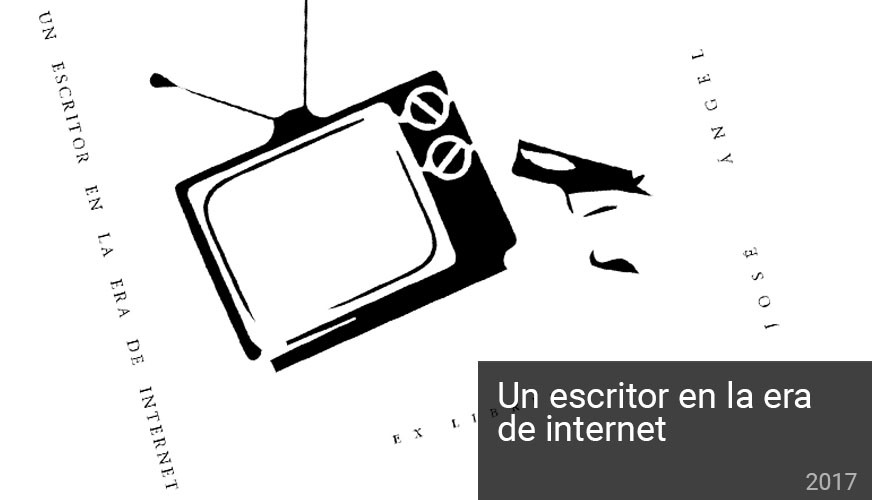 """Detalle """"Un escritor en la era de internet"""""""