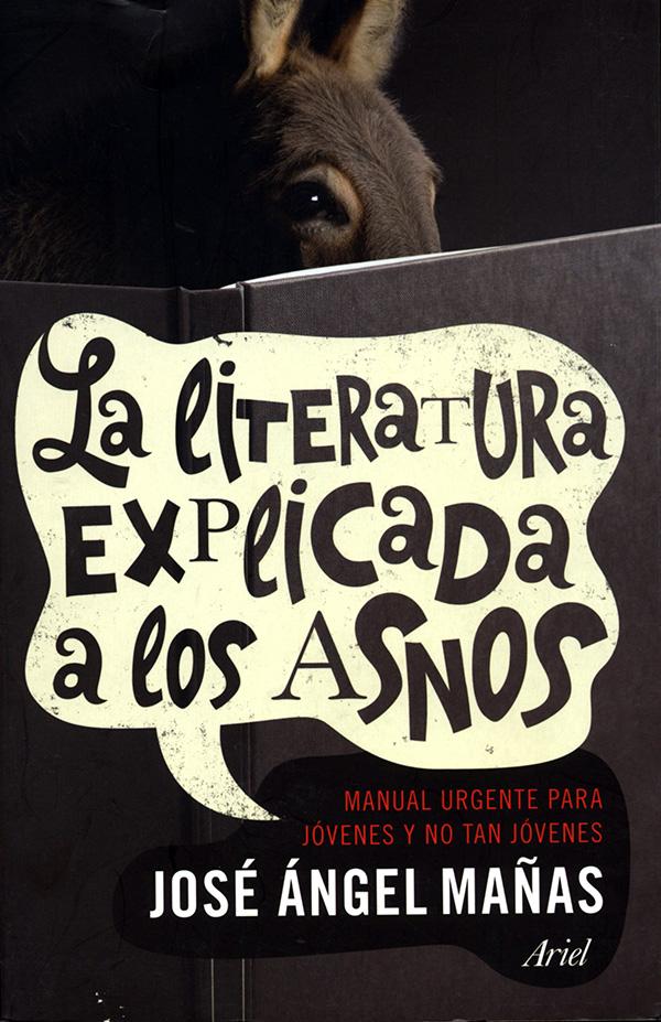 Portada La Literatura exolicada a los asnos