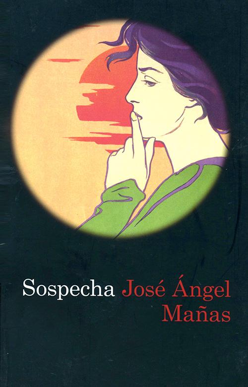 Portada primera edición Sospecha