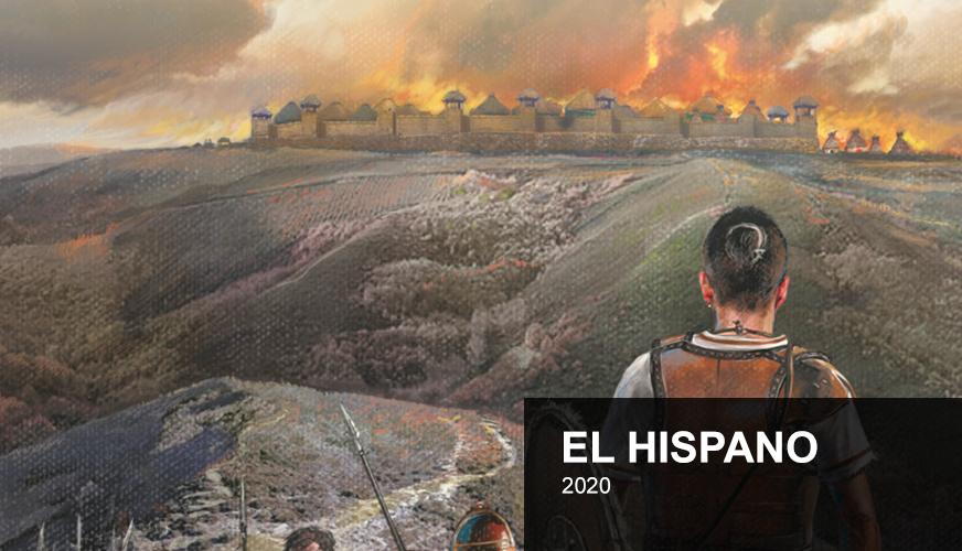 """""""El Hispano"""" de José Ángel Mañas"""